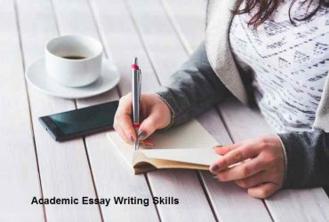 Academic Essay Writing Skills