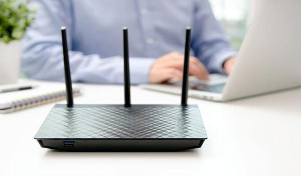 WiFi-Installation